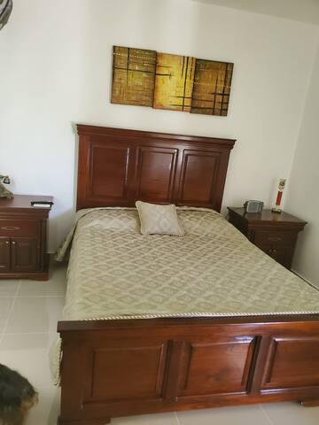 Renta/rent  apto amueblado /furnished apartment.