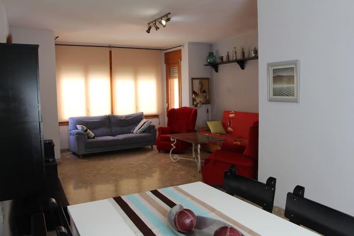 Duplex centrico y cerca de la playa - Vinaròs - Byt