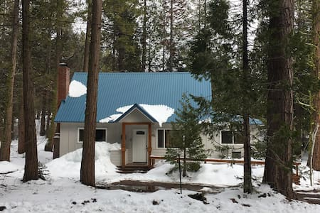 Cozy Cabin - Shaver Lake - Ev