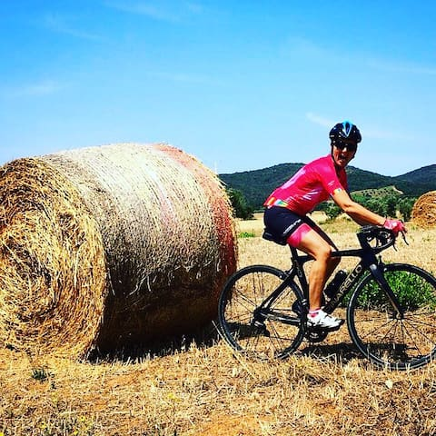 La Maremma in bici da strada