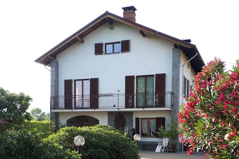 フレドの家