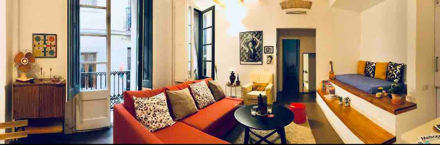 Beautiful home in the heart of the city center❤️❤️❤️