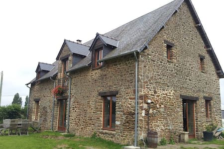 Bed n' Breakfast in Converted Barn in Rural France - Bed & Breakfast