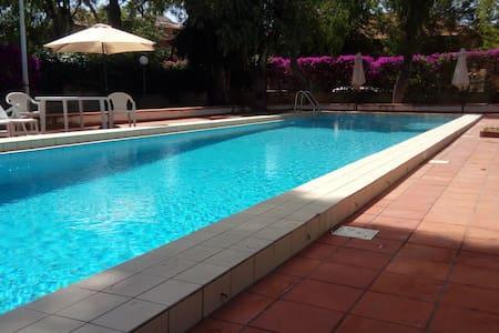 ATTICO con PISCINA - Santa Marinella - Apartment