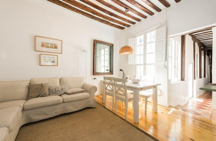 """Madrid Centro, """"Las Letras"""" un barrio con encanto"""
