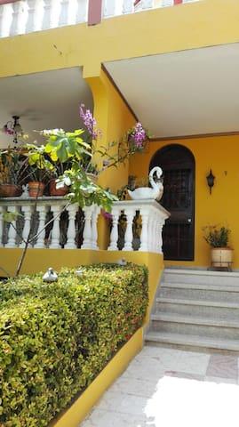 PRIVATE APARTMENT 2 MINUTES FROM MONUMENT SANTIAGO - Santiago De Los Caballeros - Niezależne mieszkanie