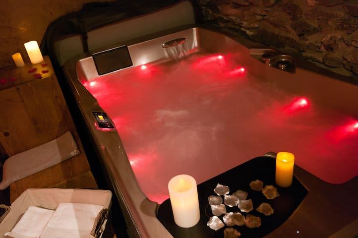 Le ZenArcs : appartement 6 pers avec spa et sauna