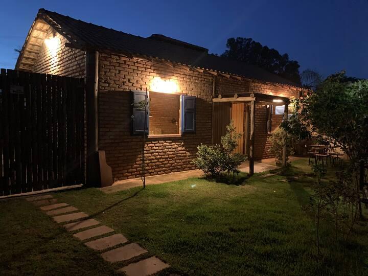 Serrinha Chalés - Casa da Moringa- Lavras M.G.