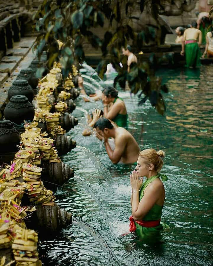 Holy Water/Tirta Empul Temple