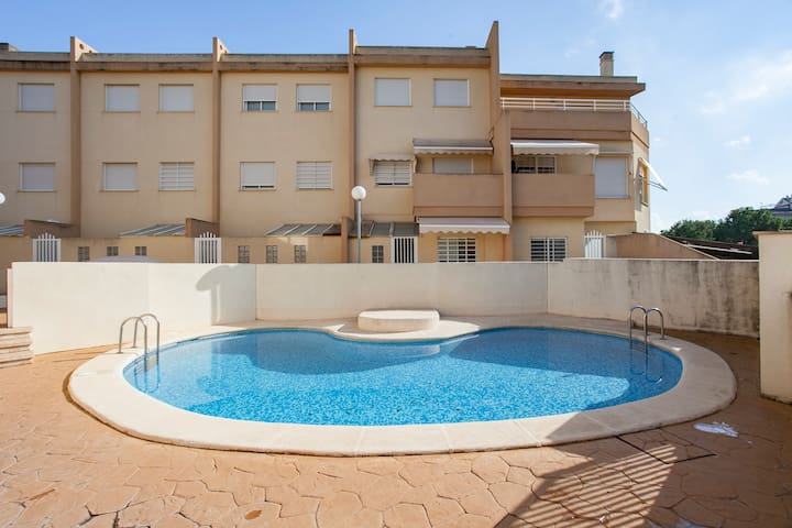 House 2km far from the beach - Gandia - Casa