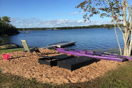 Lakefront Paradise on Porters Lake!