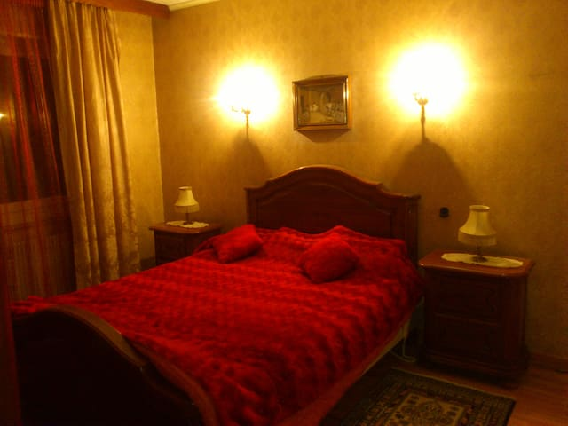 1 Room in big house up to 7guests -Basel World/Art - Saint-Louis - Talo
