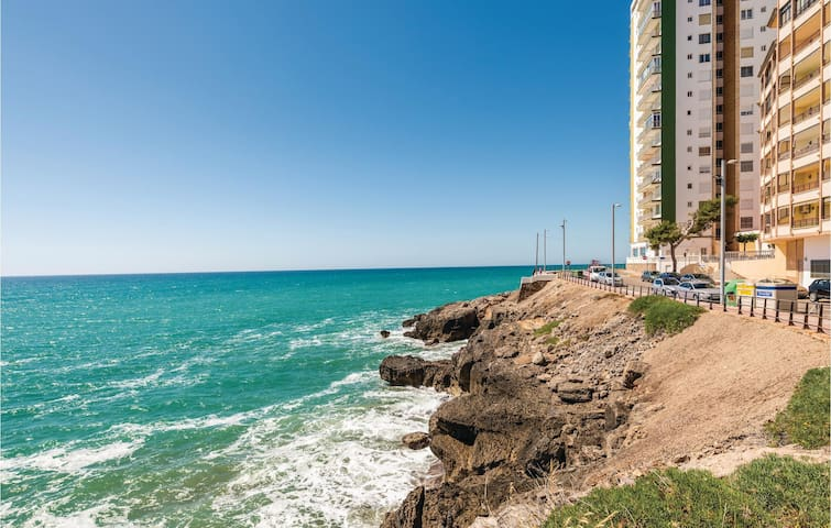 Holiday apartment with 2 bedrooms on 63m² in Oropesa del Mar