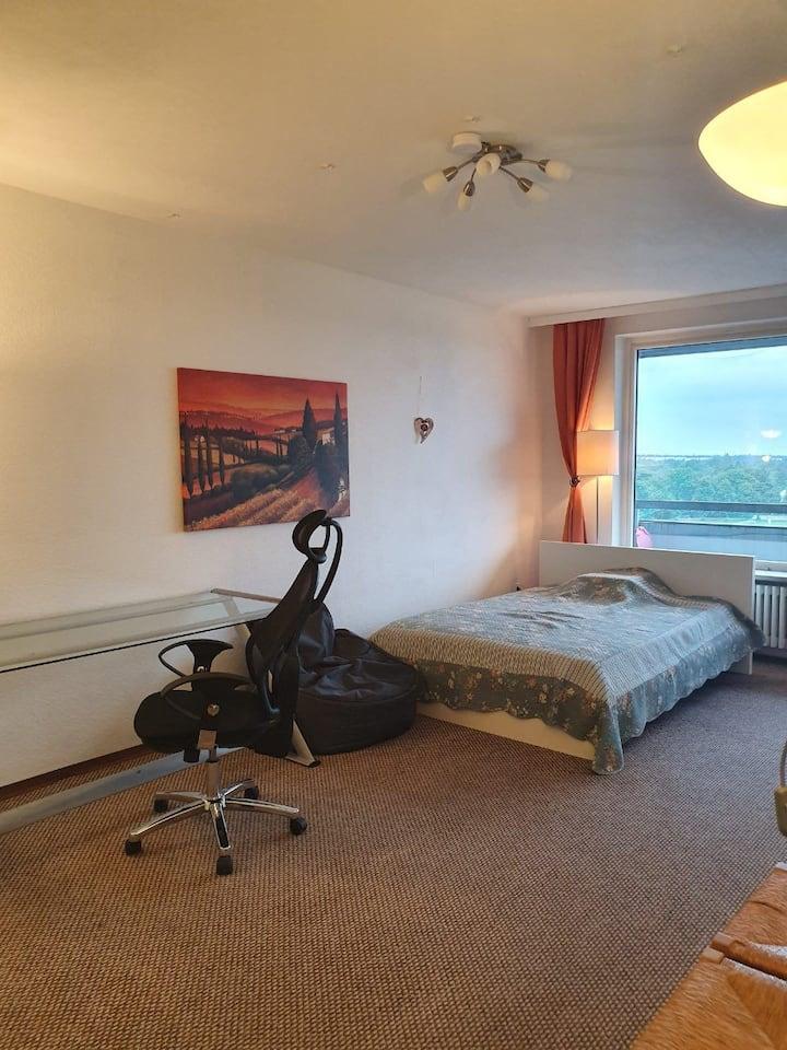Appartement im München Stadtteil Solln für Zwei