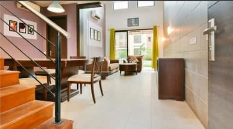 Entire Duplex Villa (3 Bedrooms) at VEDIC VILLAGE