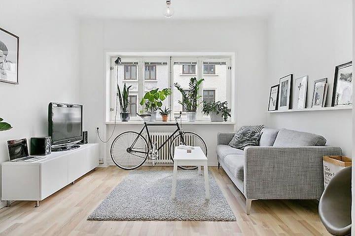 Charming apartment in Södermalm - Stockholm - Lägenhet