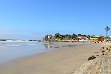 30m da praia, ideia para ferias!! - Matinhos - Hus