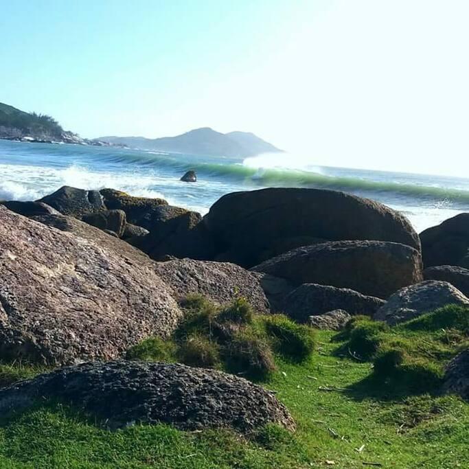 Praia do Ouvidor 10 min da casa