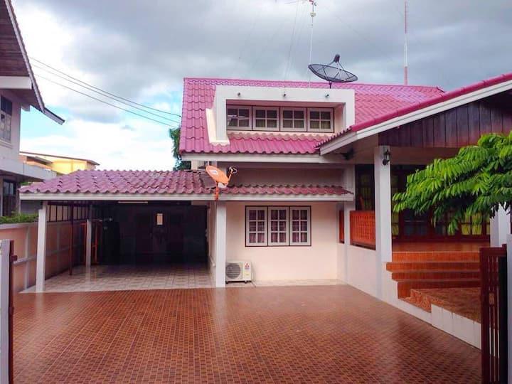 Grand Home in Town at Buriram