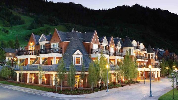 Studio Suite at Hyatt Residence Club Grand Aspen