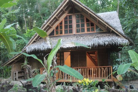 Riverside Native House - Loboc - 단독주택