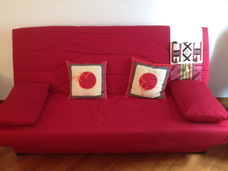Convertible couch /Bed
