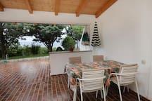 Terrace, Surface: 13 m²