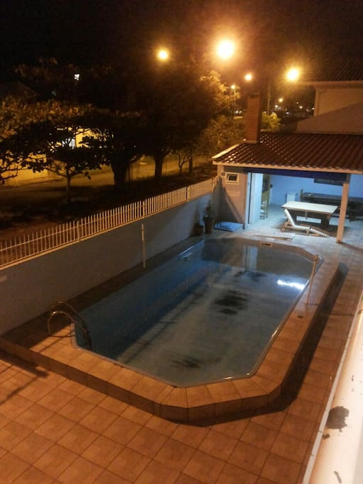 Piscina/Churrasqueira