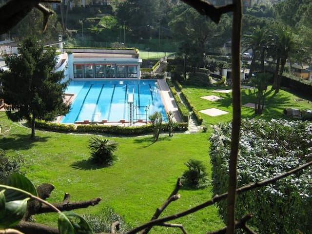 Residence Sport club -GATE'S HOUSE- - Rapallo - Flat