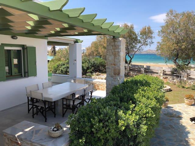 Beach House in Paros !!
