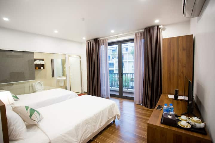 Luxstay Hotel @Superior Twin close to Ha Long bay
