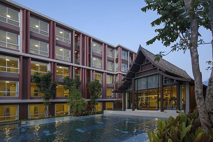 D VIENG - Chiang Mai - Apto. en complejo residencial