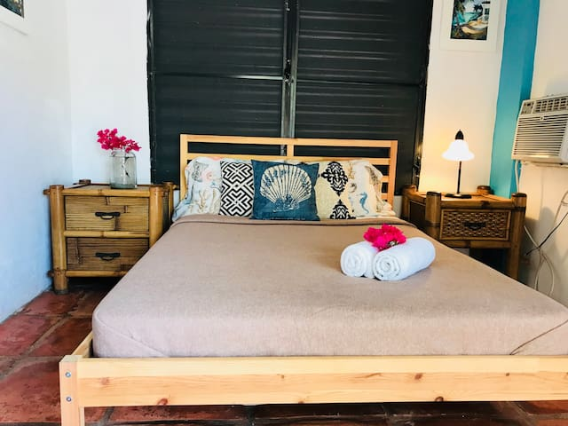 Sandy Flip-Flops by Culebra Linda Apartments