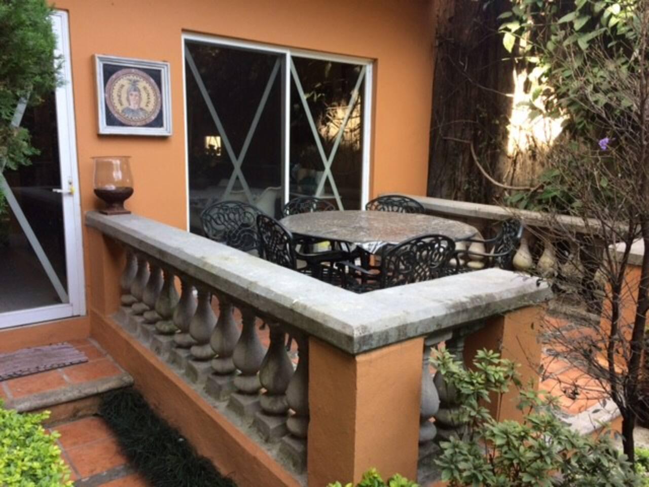 Casa En Palmira Cuernavaca Guesthouses For Rent In Cuernavaca  # Muebles Jiutepec