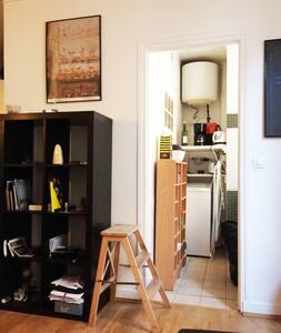 Appartement Cosy à Ménilmontant