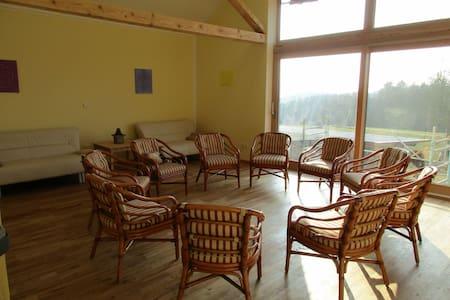Ruhe am Waldrand - Eichendorf - 公寓