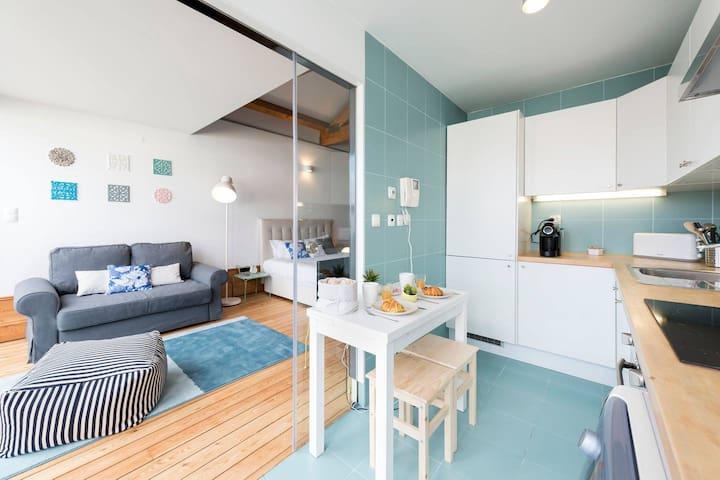 DA'Home - Fontaínhas Stylish Studio