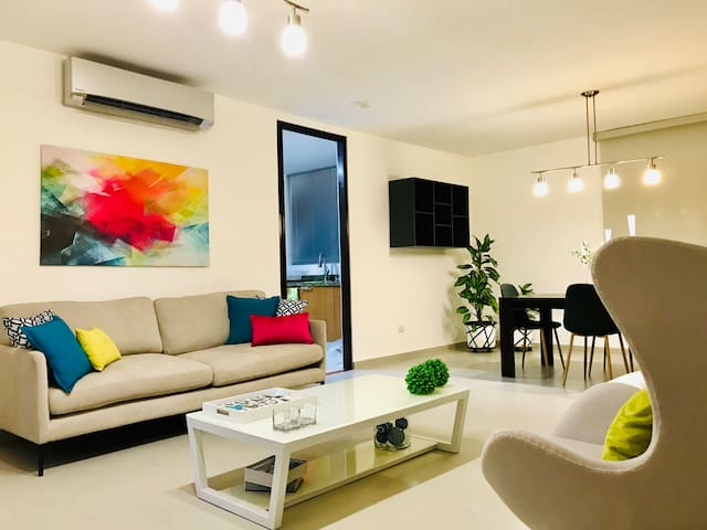 Modern and Fancy apartment at Costa del Este