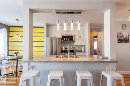 Bel appartement chaleureux - Montréal - Apartment