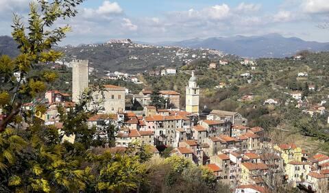 Rustico l' Arancio. 5 Terre-culture-hiking-relax..