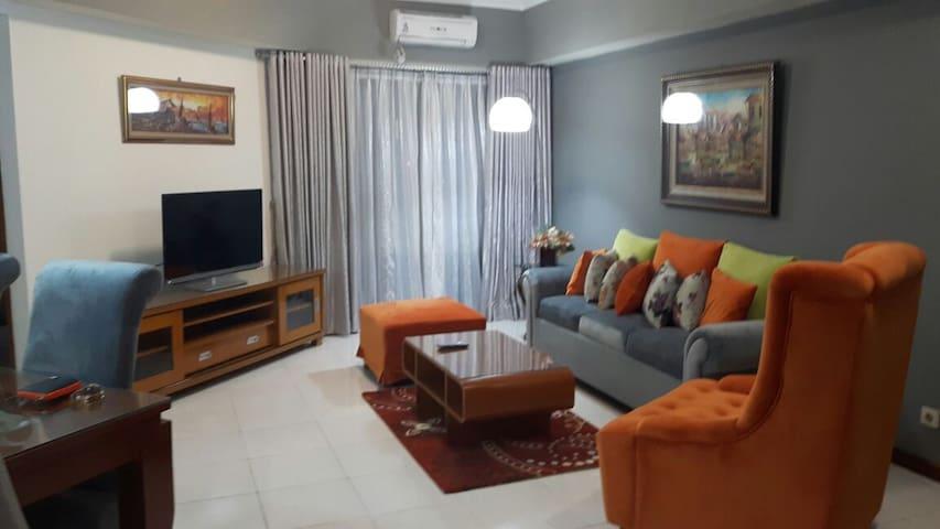 Cozy & Comfortable: Sudirman Tower Condominium - Jakarta - Condominium
