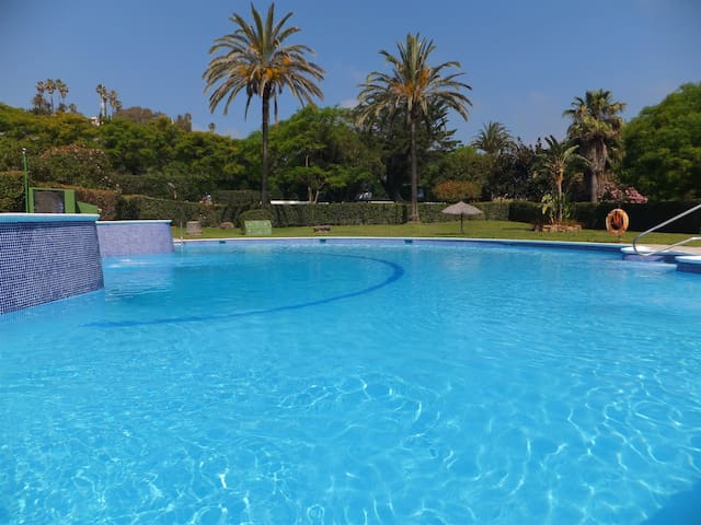 Apart. 30 metres from the beach - Estepona - Flat