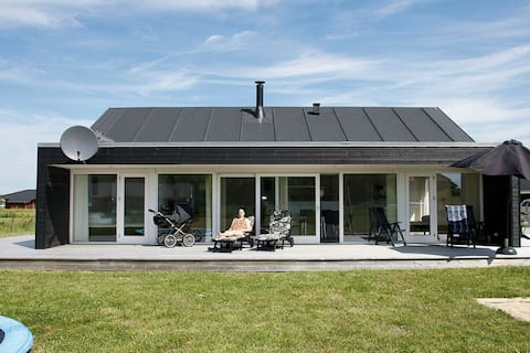 Exquisite Holiday Home in Brovst with Sauna