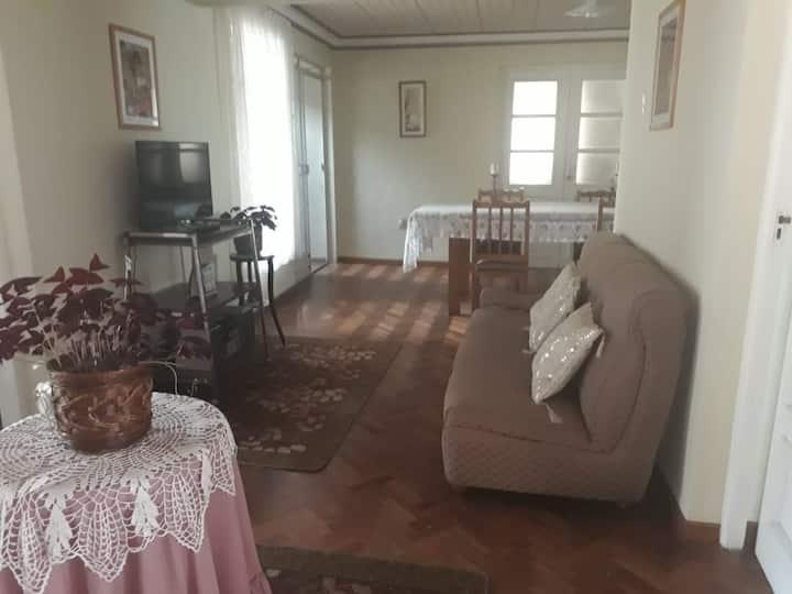 Soleada habitación en Miraflores