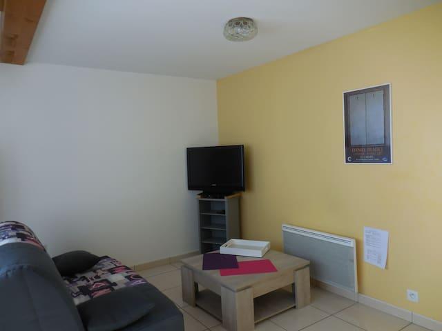 logement avec terrasse  situé centre ville, Tarbes - Tarbes - House