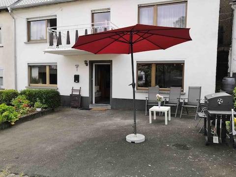 Paula 's vakantiehuis Urschmitt bij  Moezel !