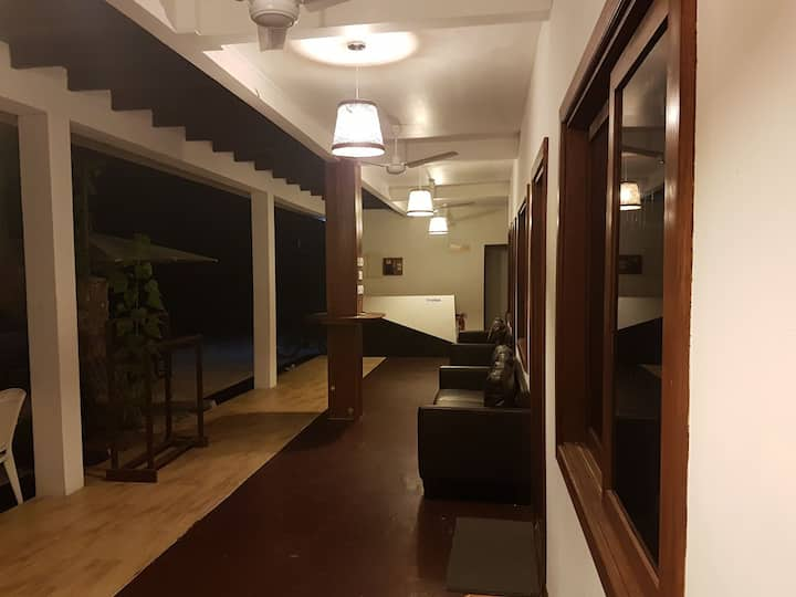 Surf Deck Thulusdhoo Shared Dorm Room