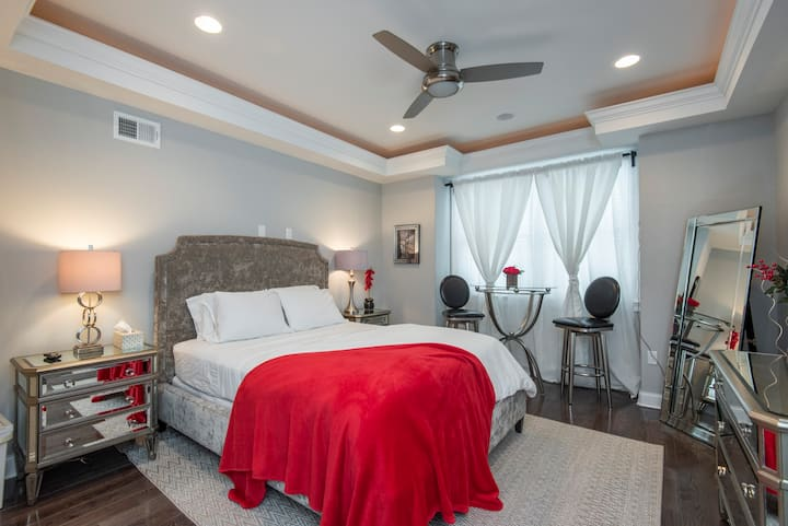 Retreat Getaway for Couples in Brewerytown