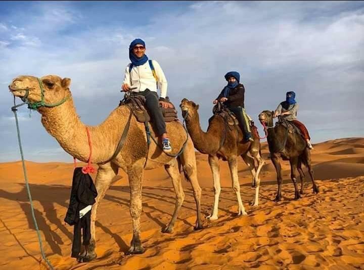 Berber House & Camel Trip