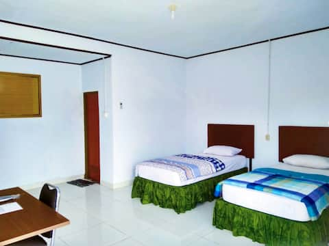 Twin bed room de Royal Guesthouse